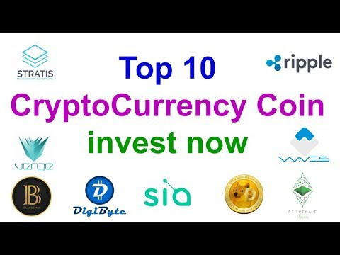 Cryptocurrency top coin predictions