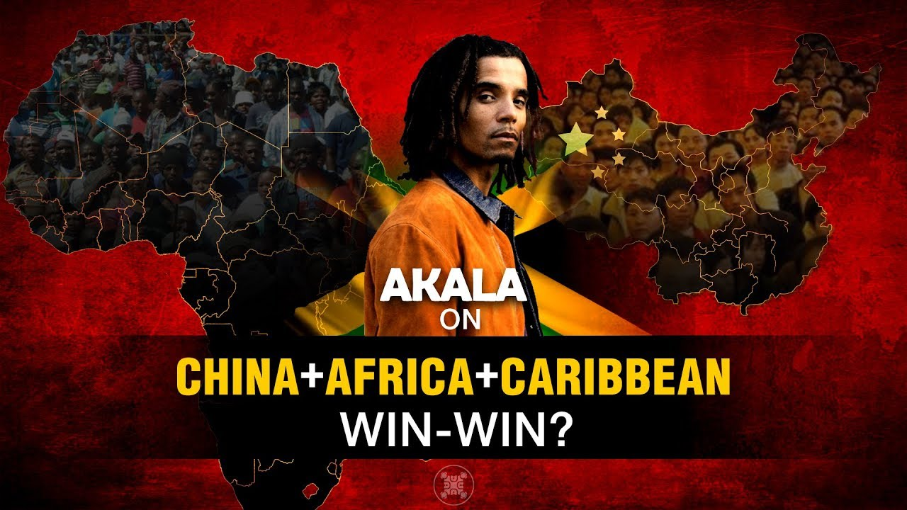 Akala on Africa + China + Caribbean