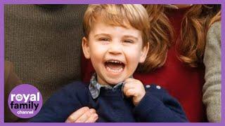Prince Louis Celebrates His Third Birthday Today!