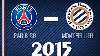 Paris SG - Montpellier (2-1)|2015|Champion