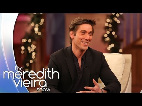 David Muir On The Strangest Thing About Fame! | The Meredith Vieira Show
