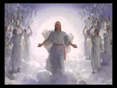 REAL ANGELS SINGING PRAISES TO ALMIGHTY GOD