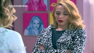 Violetta 3 - Ludmila habla con Violetta y Germán sobre irse con su papá (03x71)