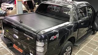 AEROKLAS Roller Lid THAILAND Space Gray | Paint Protection Car