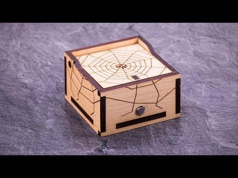 Einstein's Spider Box Puzzle