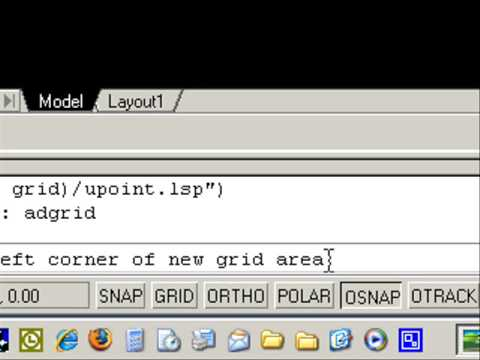 Create a Profile With AutoCAD and AutoLISP (3 of 3) - YouTube