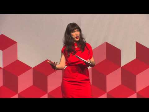 Sustainable fashion is a shared responsibility: Willa Stoutenbeek at TEDxAmsterdamWomen 2013