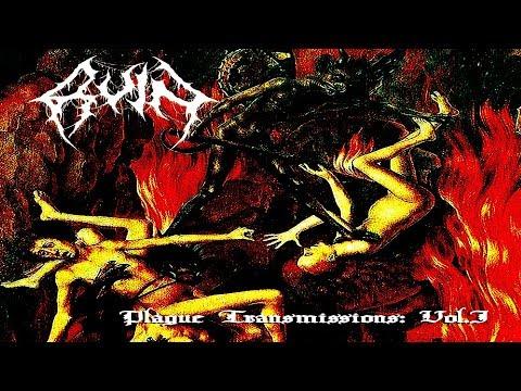 RUIN (USA) - Plague Transmissions (Vol.1) [Full-length Album](Compilation)