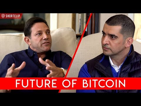 Jordan Belfort Predicts Bitcoin Crash To Patrick Bet-David