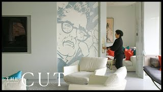 Gambar cover Art Lovers Will Appreciate This Gallery Home Hybrid | Interior Lives | Design Hunting