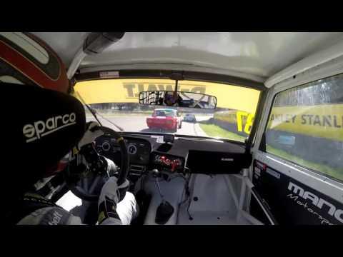 Dzintara Volga Bikernieki May 2017 VAZ Race 1 Egons Lapins LADA 1300