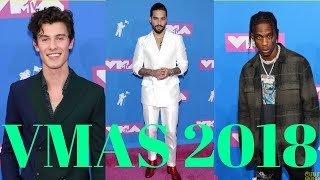 Vmas 2018 Best and Worst dressed | Men