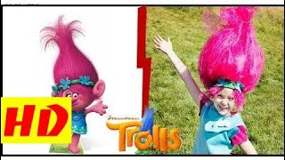 Trolls Characters In Real Life | All Characters HD 2018