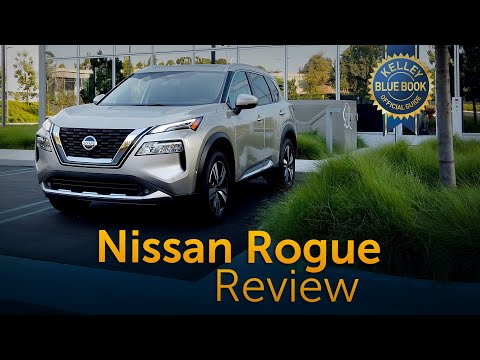 2021 Nissan Rogue | Review & Road Test