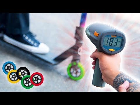 Scooter Olympics - Top Speed!! │ The Vault Pro Scooters