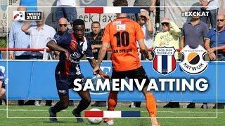 Samenvatting Excelsior Maassluis - Katwijk (1-4)