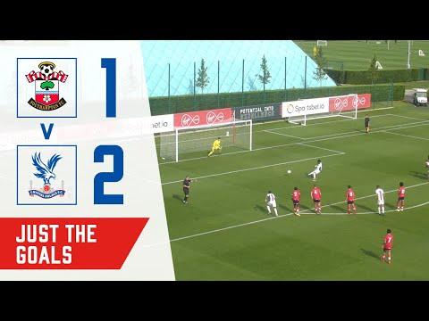Just the Goals!   Southampton 1-2 Crystal Palace   U18S PL