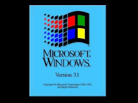 Windows 3.1 - Tada