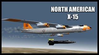north american x 15 orbiter space flight simulator 2010