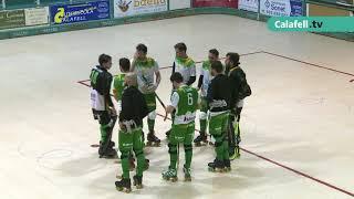 Calafell Esportiu | Hoquei | CP Calafell 3-4 CP Manlleu