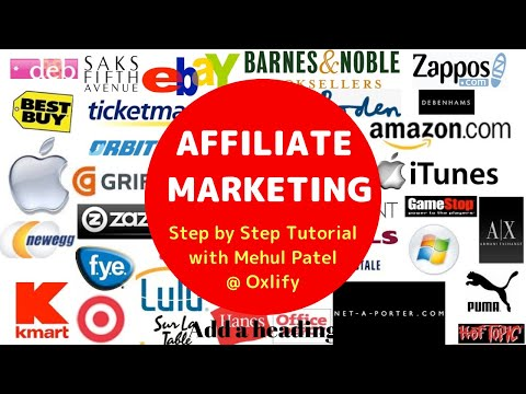 What is Affiliate Marketing - Step by Step Tutorial thumbnail