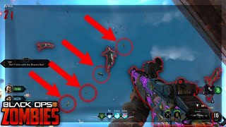 Watching Zombies Fly on IX |  Black ops 4 Zombies