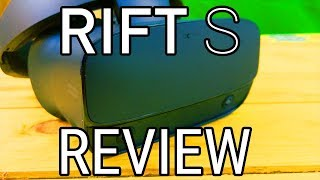 Oculus Rift S VR Headset Review | Is this headset worth it?  Should you upgrade?