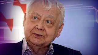 Олег Табаков впервые заговорил после комы #mosshow