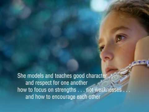 Heart Of A Teacher By Paula Fox Youtube