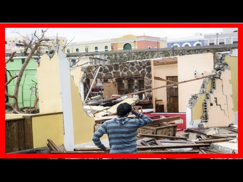 Breaking News | 'despacito' video area in puerto rico destroyed by hurricane maria