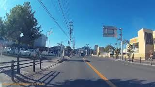愛知県道28号田原高松線[起点から全線] 愛知県道2号童浦小南交差点から国道42号高松一色交差点まで