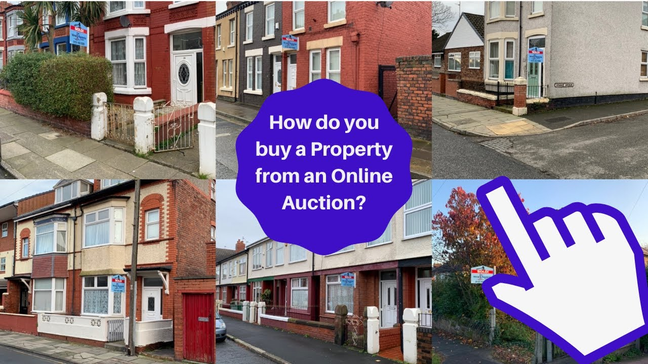 How to buy a Property from an Auction