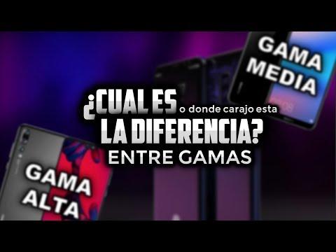 ¿Que Gama Es Mi Celular? 🔥 ¿En Que Se Diferencia La GAMA ALTA Del Resto? Gama Media Vs Gama Alta