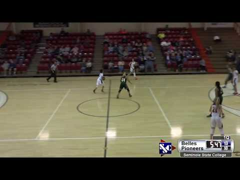 Seminole State Belles vs Western Oklahoma State College