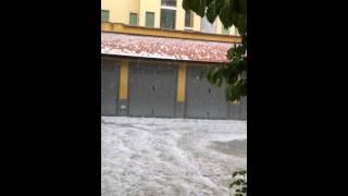 Grandinata Milano 21/07/12