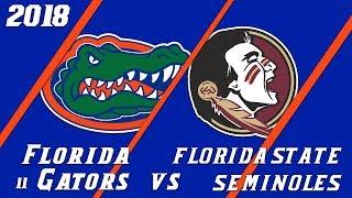 18.12 Florida Gators vs Florida State Condensed