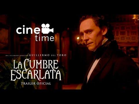 La Cumbre Escarlata   Tráiler Oficial #2 Subtitulos en Español Latino HD