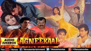 Agneekaal Audio Jukebox | Full Hindi Songs | Jeetendra, Madhavi, Aashif Sheikh |