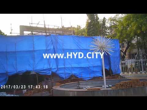 Raj Bhavan Road Full Drive Through Video Hyderabad
