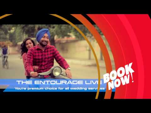 Aman Hayer - The Entourage Live Roadshow 2015