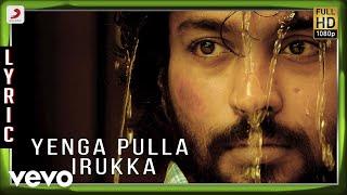Kayal - Yenga Pulla Irukka Lyric   Anandhi, Chandran   D. Imman