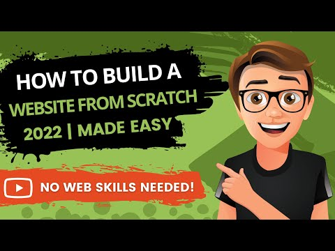 How To Build A Website From Scratch 2019 [NO CODING]