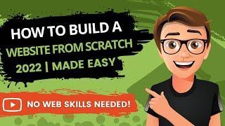 How To Build A Website From Scratch (2019)