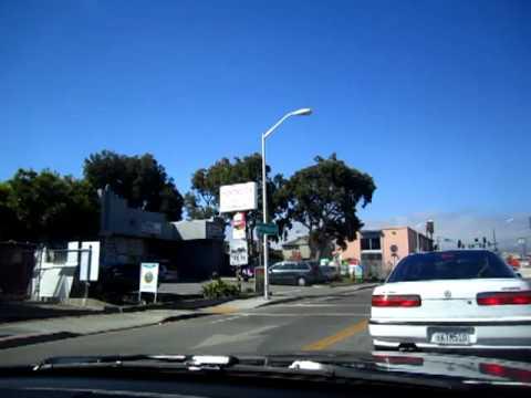 Tourist at home - San Bruno, California