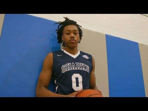 Scott Barnes - NSU University School Guard - Highlights/Interview - Sports Stars of Tomorrow