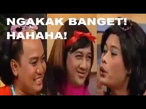 Andre, Sule & Azis Jadi Ibu-Ibu Arisan! ASLI LUCU BANGET!! Bikin NGAKAK Nunung Sampe Ngompol