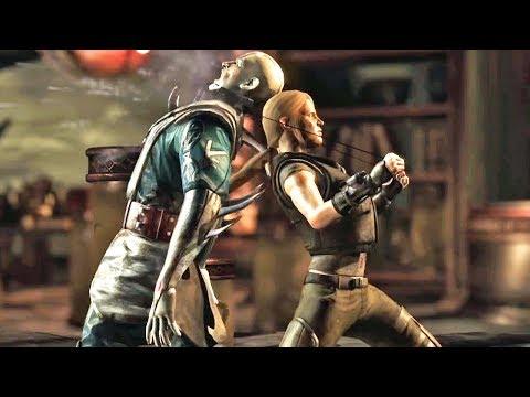 Brutality Botinada na Cabeça da Sonya Blade: Mortal Kombat X thumbnail