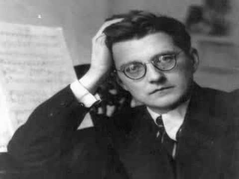 Dmitri Shostakovich - Romance (from The Gadfly)