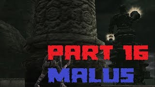 [FINALE] SHADOW OF THE COLOSSUS PART 16: MALUS AND DORMIN (PS4)