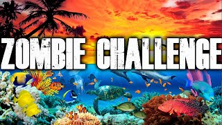 SEA WORLD ZOMBIE CHALLENGE (Call of Duty Zombies)